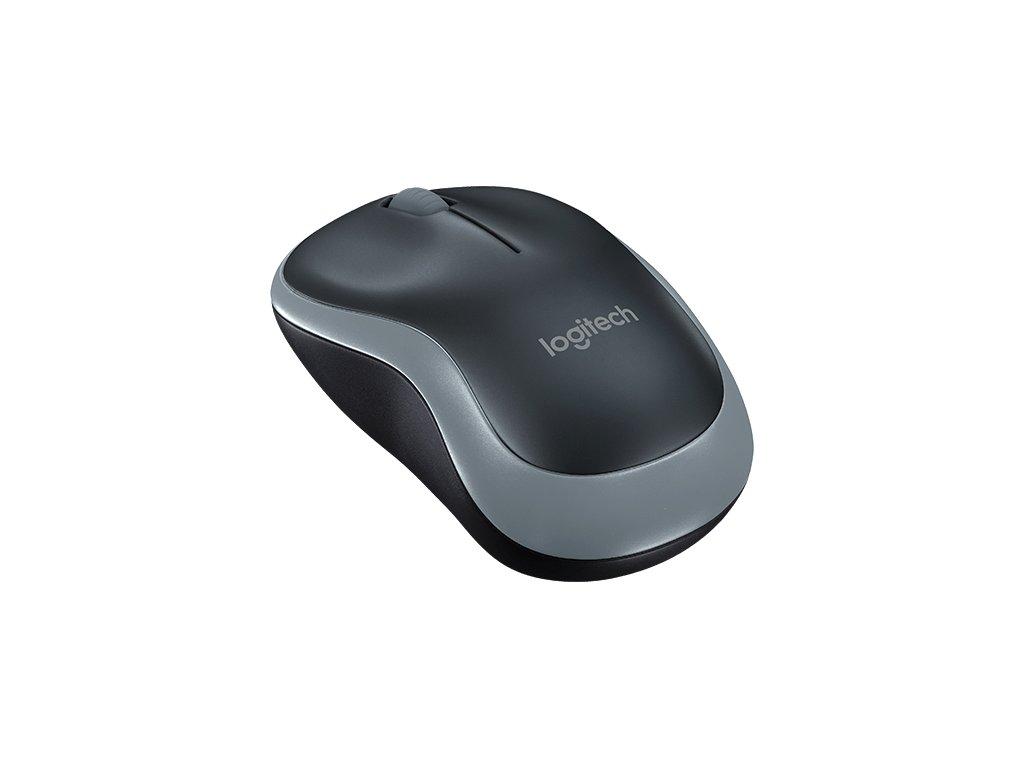 Logitech Wireless Mouse M185 šedá [SERVISOVÁNO]