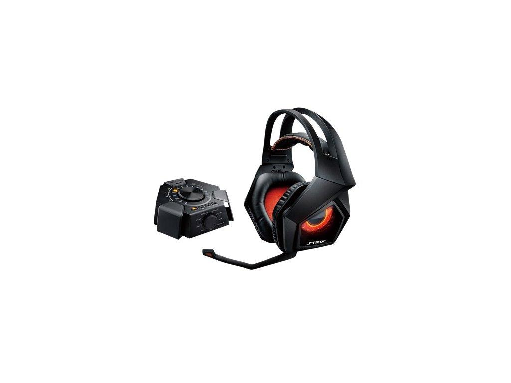 Asus STRIX 7.1  + podložka pod zápěstí ergonomická v ceně 249 Kč