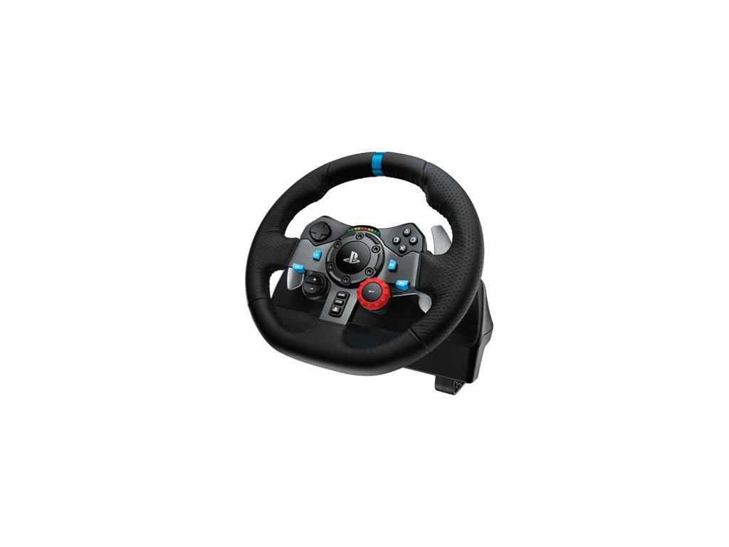 Logitech G29 Driving Force (set volant / řadicí páka / stojan)