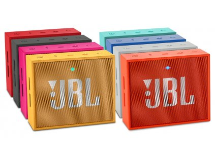 JBL Go (Barva žlutá)