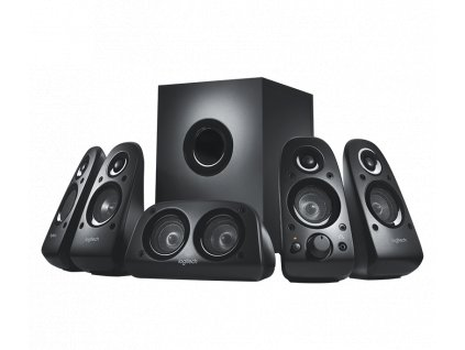 z506 surround sound speaker system