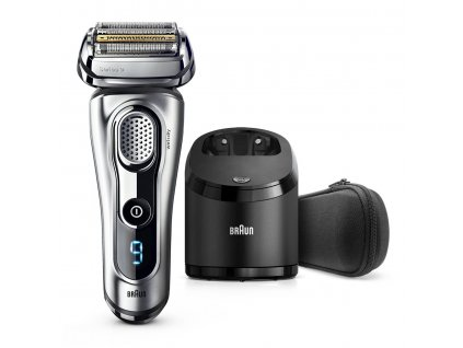 1 Braun Series 9 silver cc front