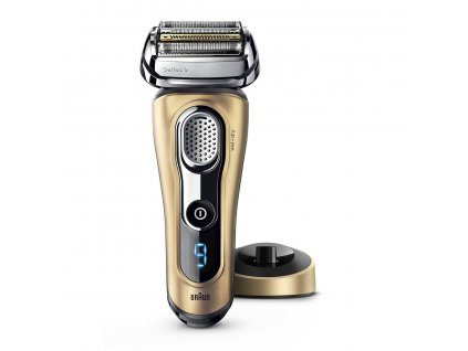 1 Braun Series 9 gold s front