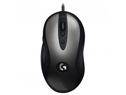 Logitech MX518 Classic Gaming Mouse Black 874934