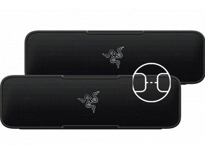 Razer Leviathan Mini - Combo Play  + Razer THS Spinner v ceně 599,- Kč