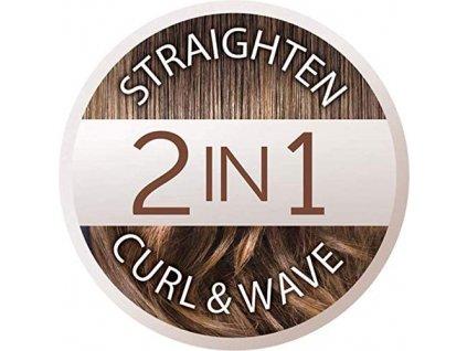 Remington Curl & Straight Confidence - žehlička na vlasy