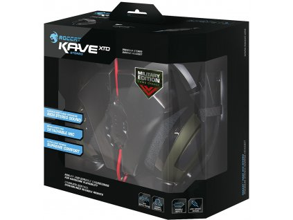 Roccat Kave XTD Stereo - Camo Charge, ROC-14-611