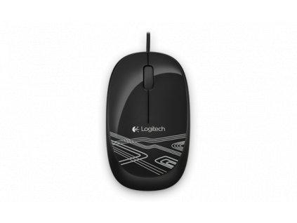Logitech Mouse M105 (Barva bílá)