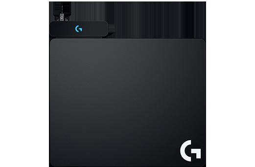 Logitech Powerplay, bezdrátové nabíjení, látková/pevná 943-000110