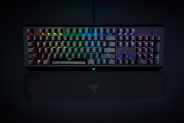 Razer Ergonomic Keyboard Rest velikost: Standard