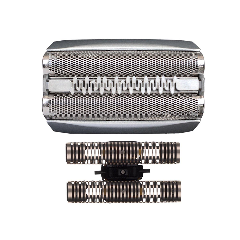 Braun Combi-Pack 51 S Series 5 Barva: stříbrná, 51S