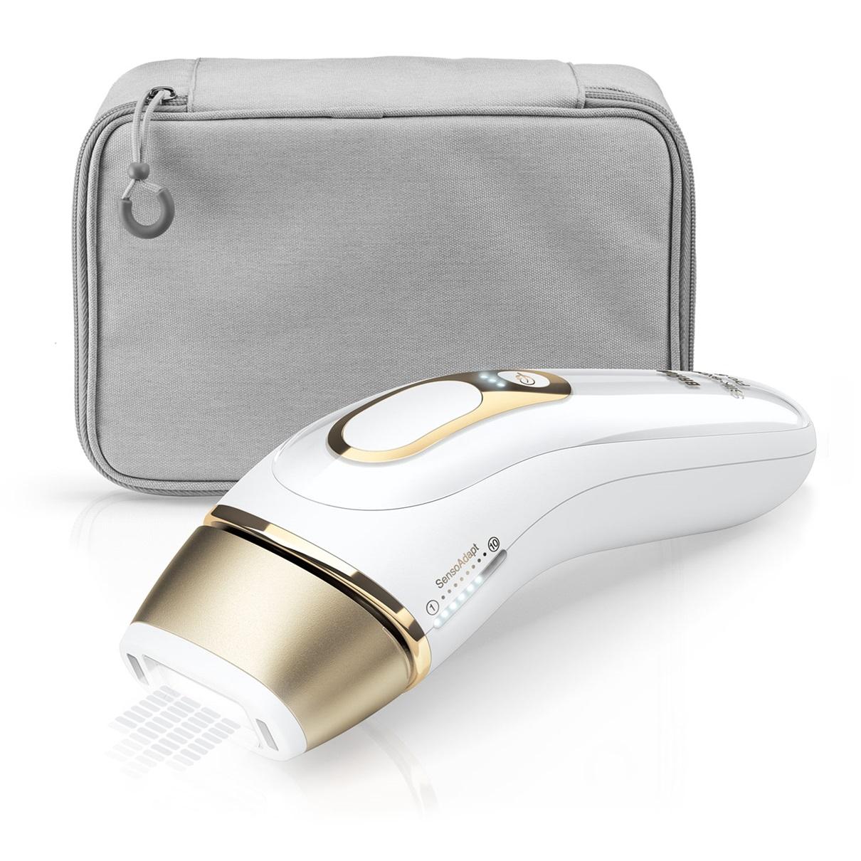 Braun Silk-Expert Pro 5 PL5014 IPL se 2 doplňky: holicím strojkem Venus a luxusním pouzdrem, dodatečná sleva 150 Kč v košíku s kódem BRNIPL150