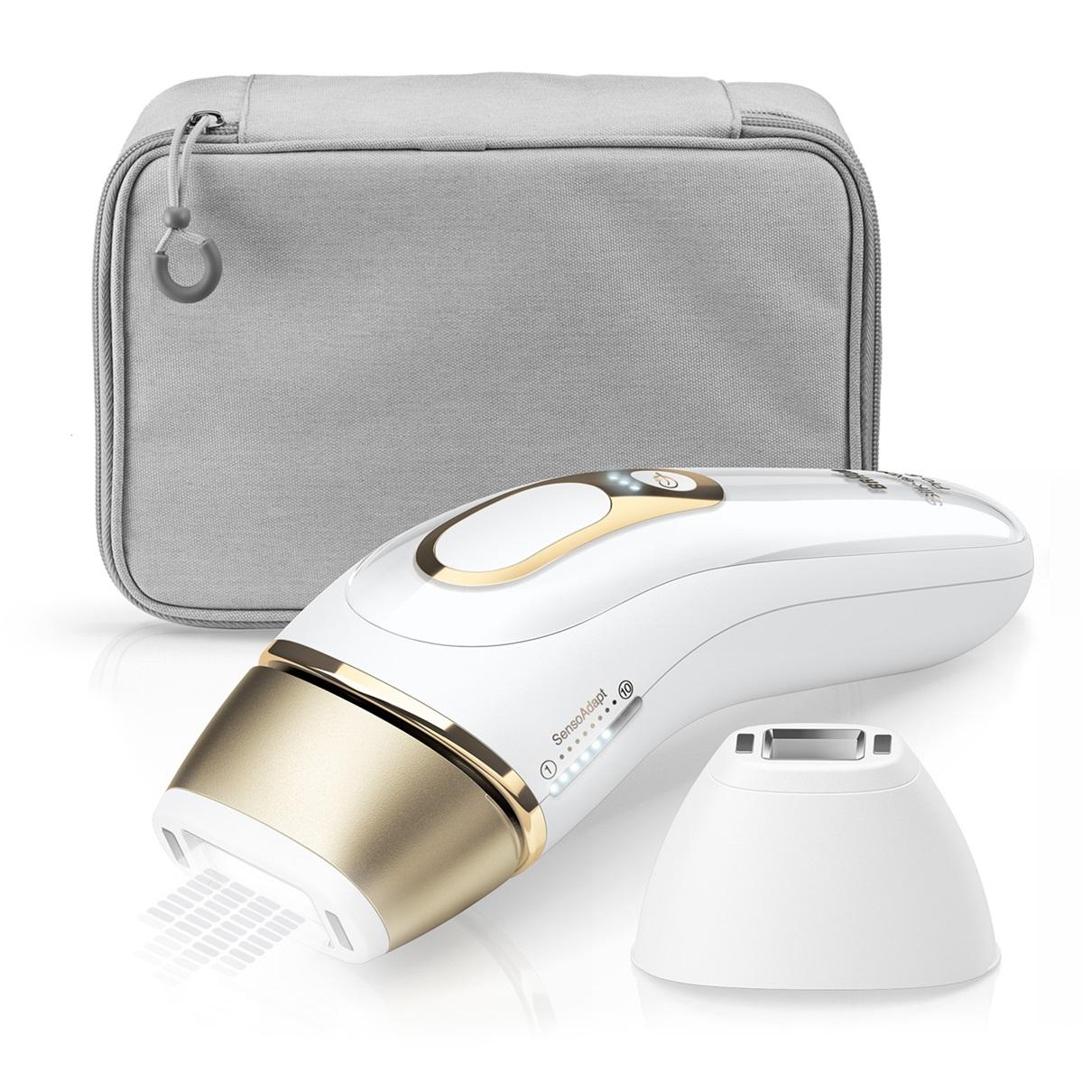 Braun Silk-Expert Pro 5 PL5117 IPL se 3 doplňky: přesnou hlavou, holicím strojkem Venus a luxusním pouzdrem