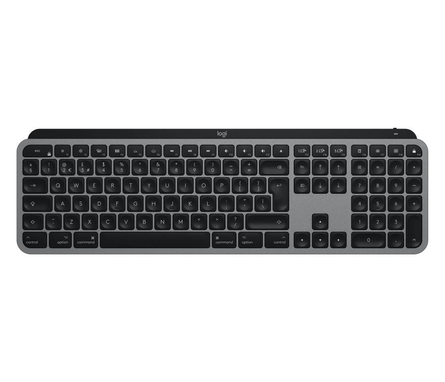 Logitech MX Keys pro Mac lokalizace: US verze, 920-009558