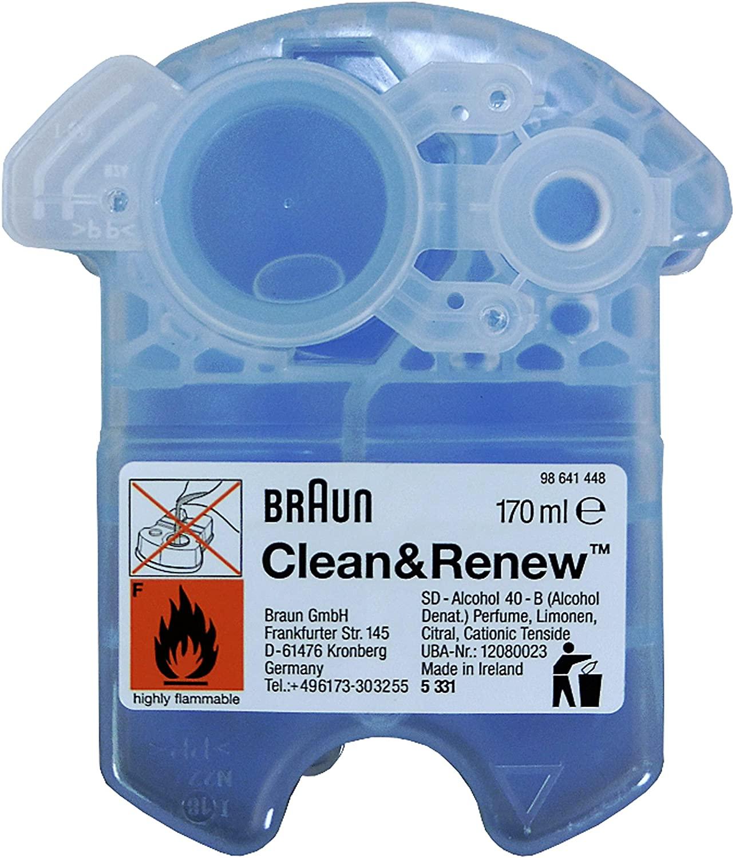 Braun CCR 1 Clean&Renew náhradní čistící náplně 1 ks