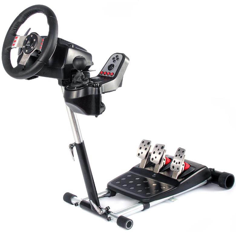 Logitech G920 Driving Force set: volant / řadicí páka / stojan