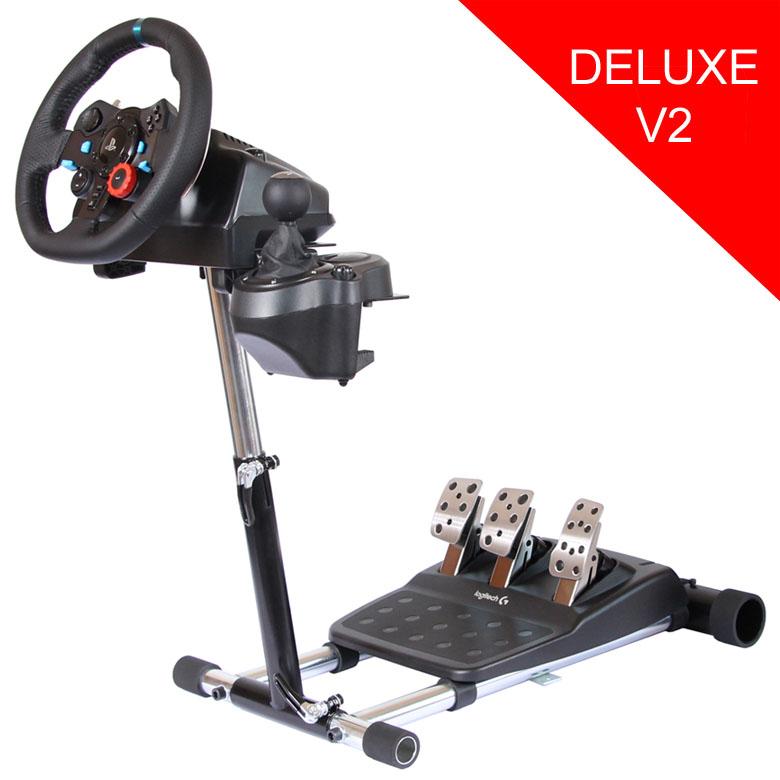 Logitech G29 Driving Force set: volant / řadicí páka / stojan