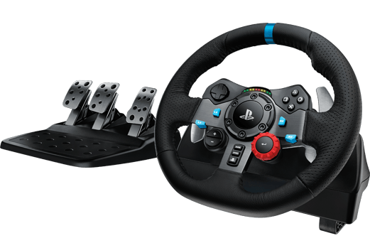 Logitech G29 Driving Force set: volant