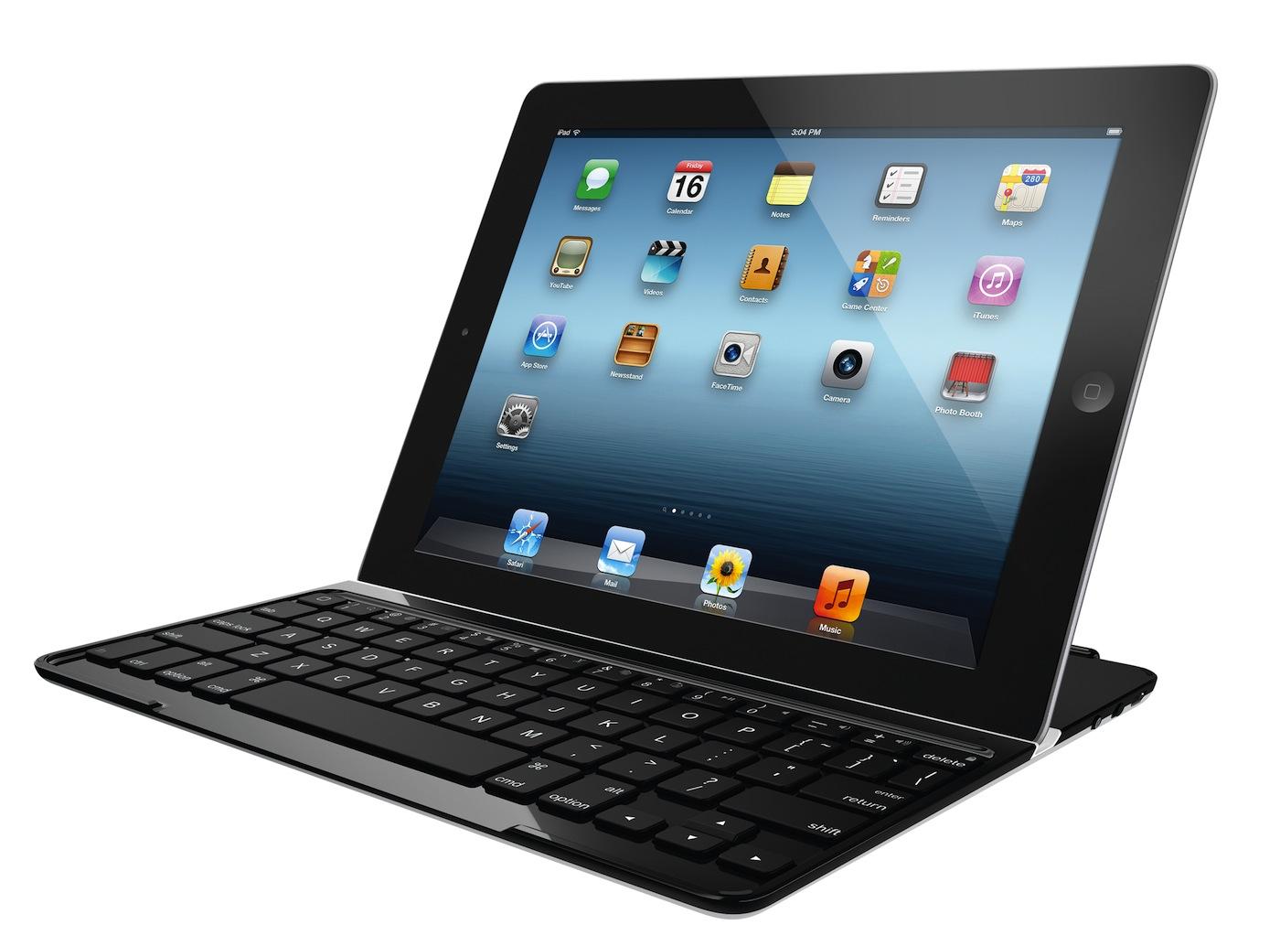 Logitech Ultrathin Keyboard Cover pro iPad, CZ