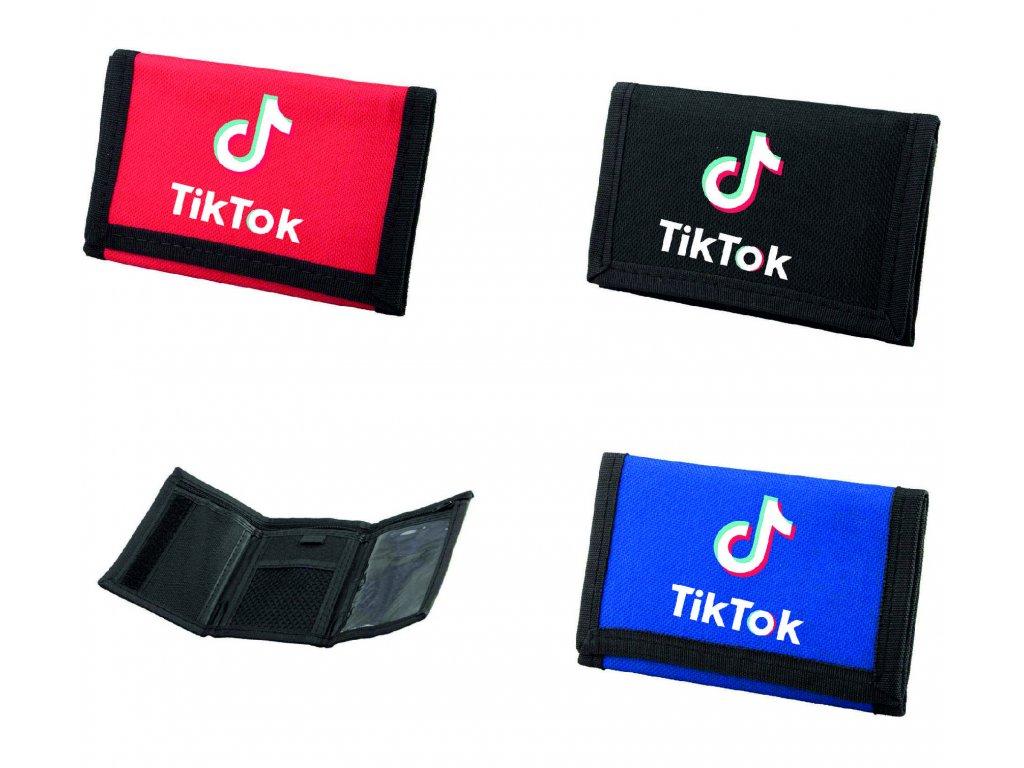 peněženka Tik Tok