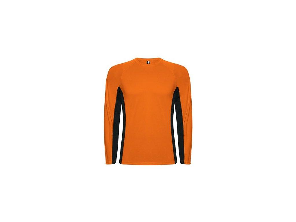 Fotbalový dres dlouhý rukáv Shang