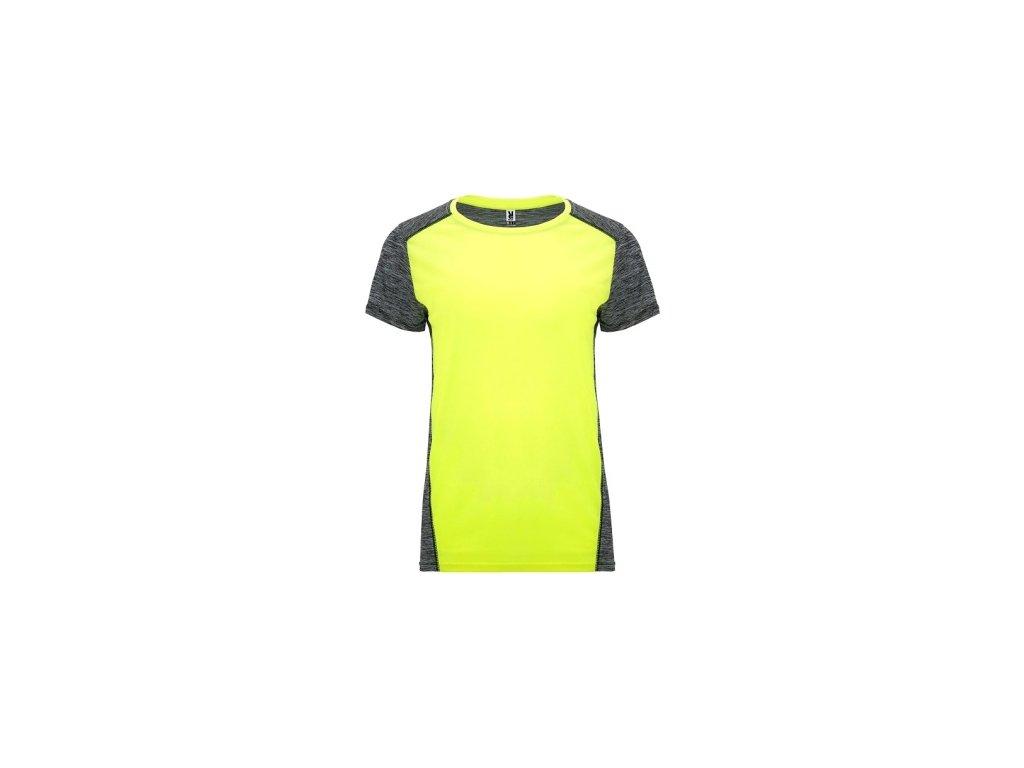 dámské sportovní triko Zolder