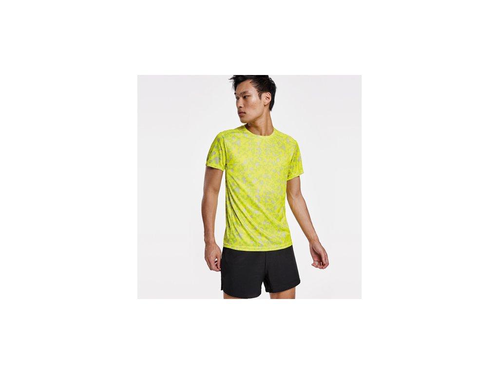 Sportovní pánské tričko