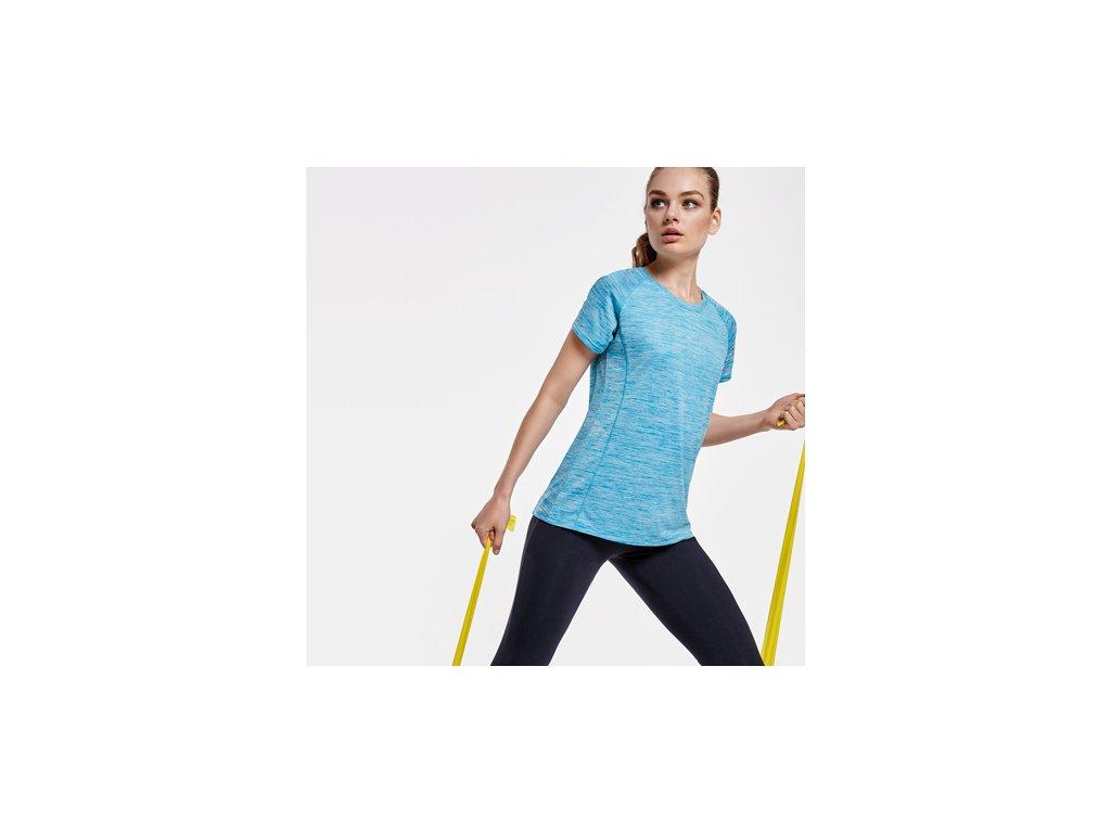 fitness tričko dámské