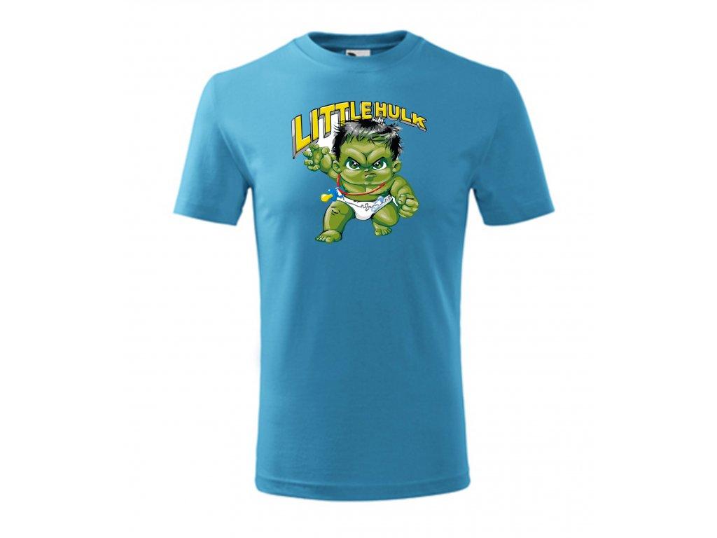 hulk tričko