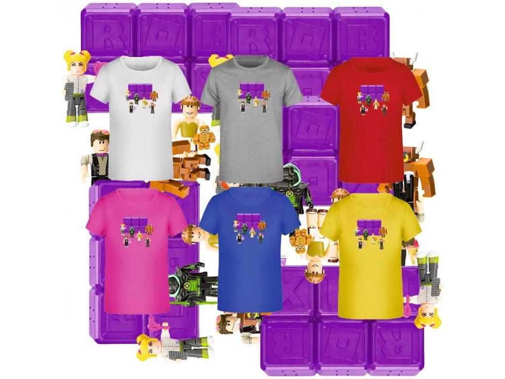 tričko Roblox Kostička