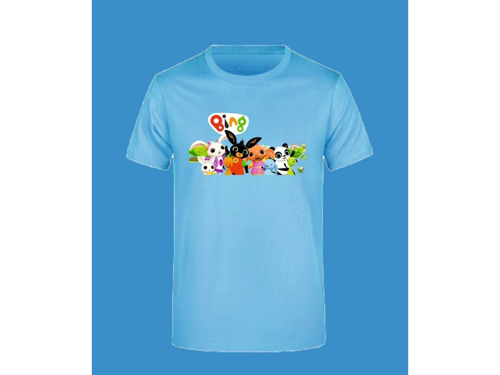 tričko Bing dětské