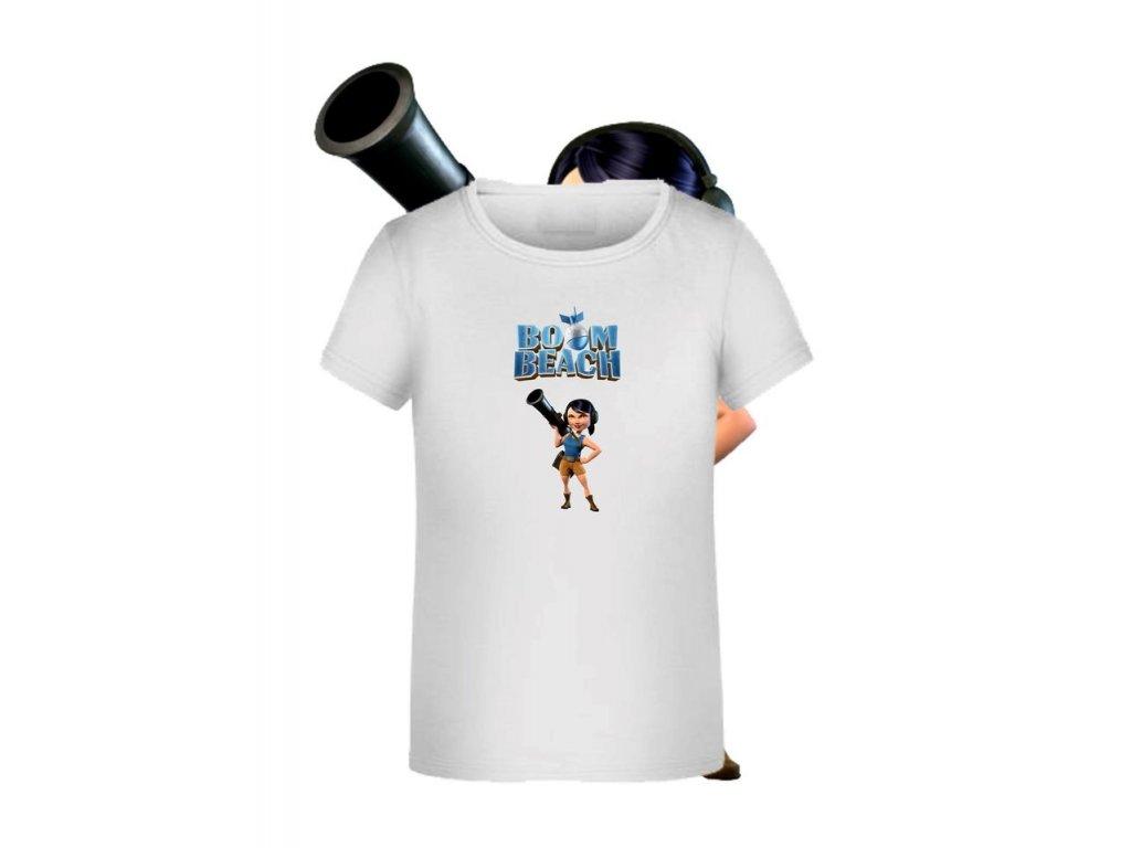 tričko Boom Beach