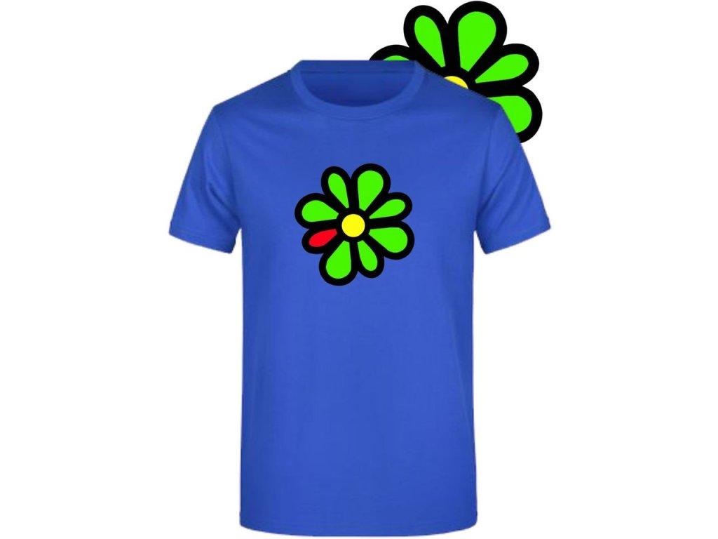 dětské tričko ICQ
