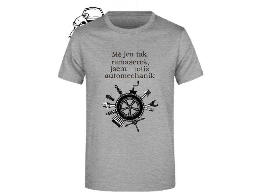 tričko pro automechanika