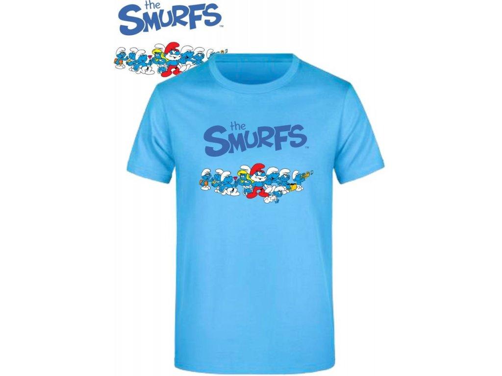 tričko Šmoulové