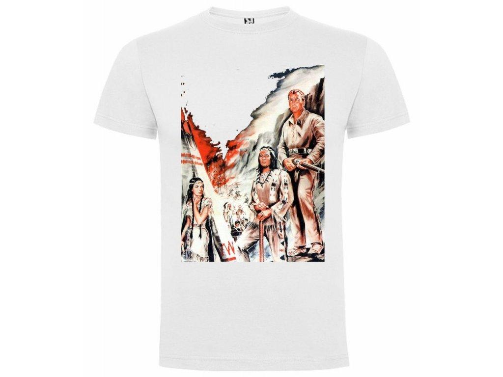 Tričko Lví hlídka Simba