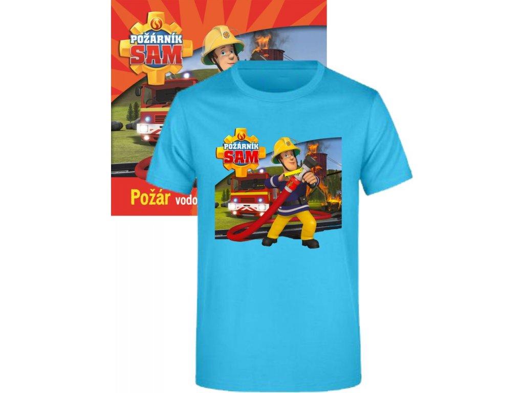 tričko Požárník Tom