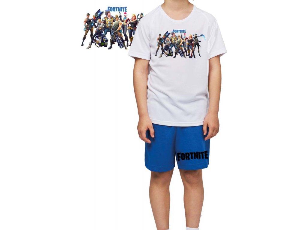 pyžamo dětské Fortnite