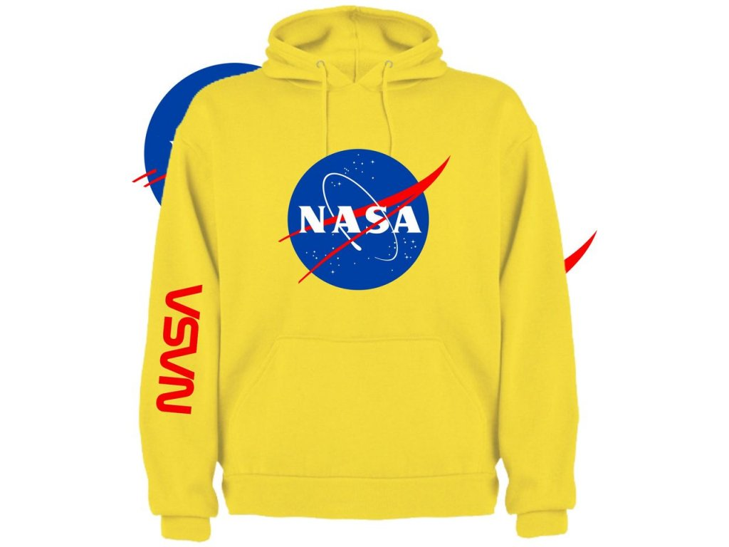 mikina NASA kruh