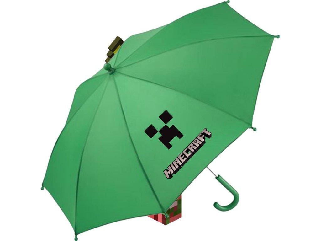 deštník Minecraft