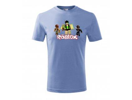 tričko roblox 3 postavy