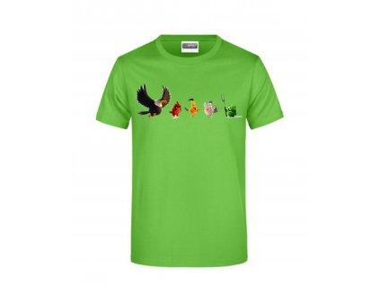 tričko Angry Birds 02