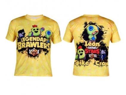 tričko Brawl Stars Legendary