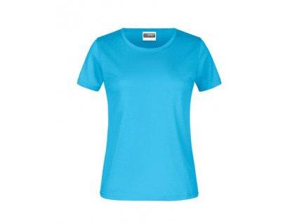 dámské tričko JN746 turquoise 111382