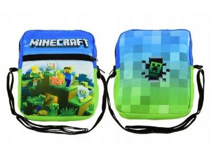 Dětská taška Minecraft přes rameno