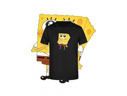 Tričko Spongebob