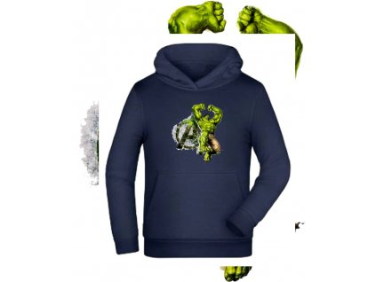 mikina Avenger Hulk