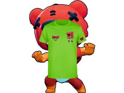 tričko Brawl Stars s postavičkou Nitou