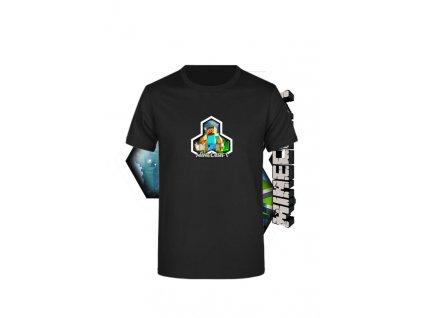 tričko Minecraft 008