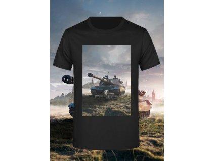 tričko World of Tanks